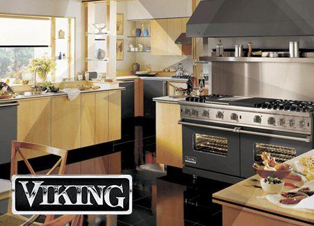 Electrodomésticos Viking Range con información de servicio postventa y recambios gestionada por Documoto; Cimworks