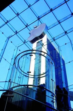 Ascensor Wittur en Apple Store New York City, USA CRM Pivotal Combinum Configurador