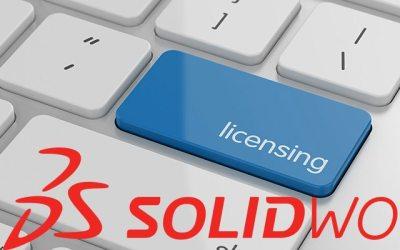 ¿Cómo funcionan las licencias en SOLIDWORKS?