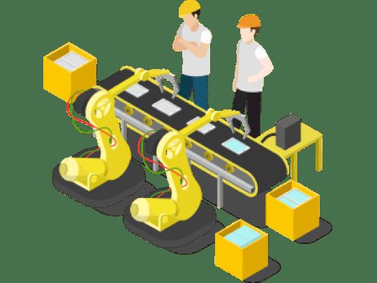 Configurador de producción Combinum - Cimworks