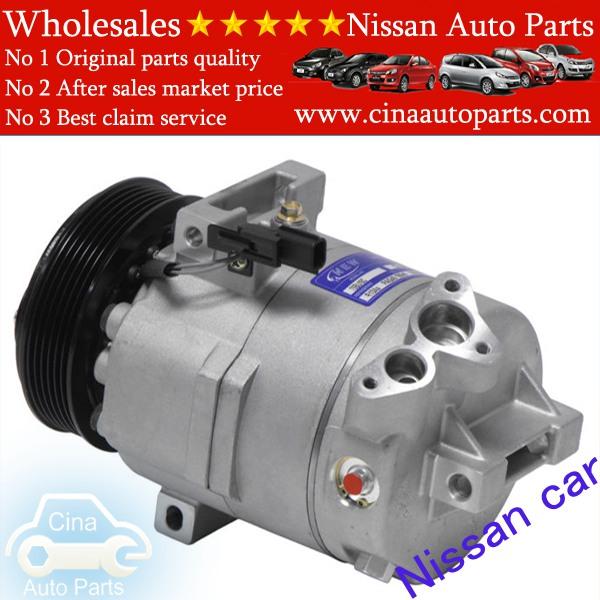 92600ZE80A - 92600ZE80A 92600-ZE80A 92600ZE81B 92600-ZE81A 92600-ZE81B DCS171C Ac Compressor For 2007-2012 Nissan Sentra 2.0L 2.5L