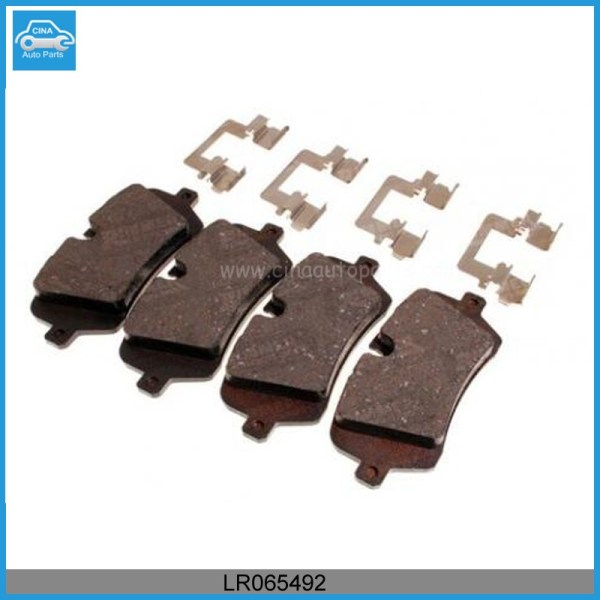 LR065492 - Land Rover Brake Pad Set LR065492