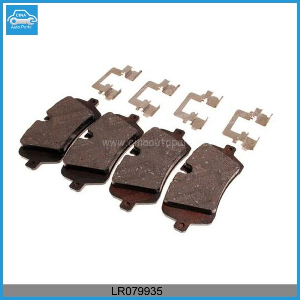 LR079935 - Land Rover part #LR079935. This Disc Brake Pad. REAR PADS for Range Rover Sport (2014-2016)