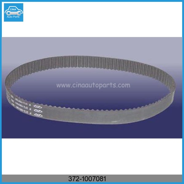 372 1007081 - chery QQ Timing Belt OEM 372-1007081