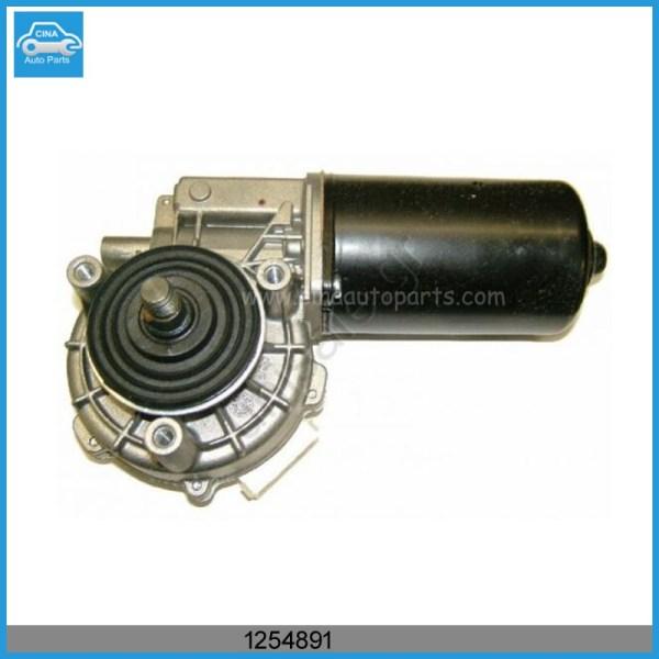 1254891 - DAF Windscreen Wiper Motor OEM 1254891 DAF XF105 Truck Wiper Motor