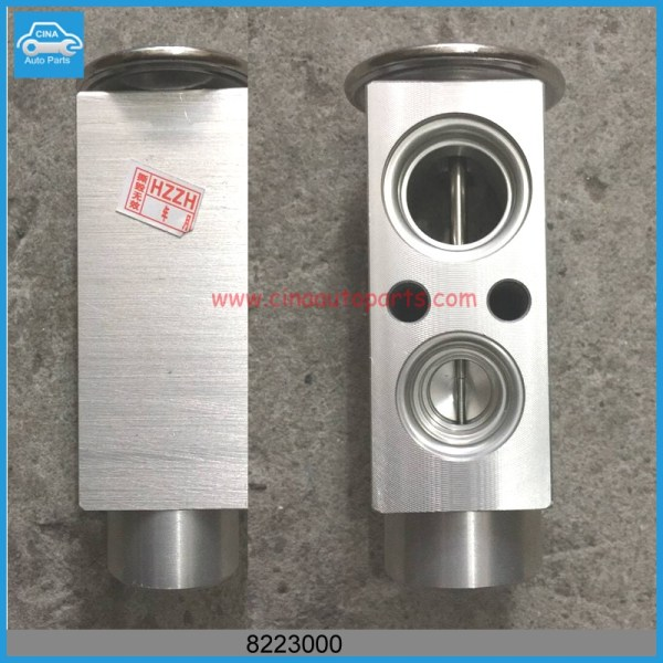 8223000 - Dongfeng H330 EXPANSION VALVE parts code 8223000