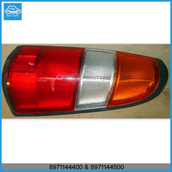 8971144400 and 8971144500 - REAR LAMP ASSY FOR ISUZU TFR 1997 8971144400 8971144500 8-97114-440-0