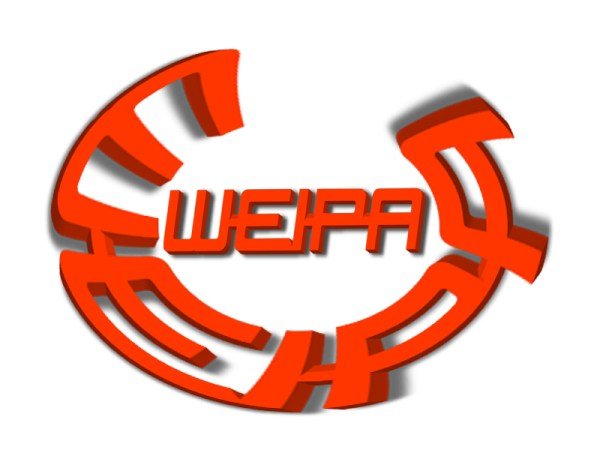 WEIPA 自己设计LOGO - Warmly congratulate CINA auto parts start-up Weipa brand engaged in automobile luggage rack related products Project.