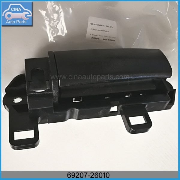 69207 26010 - Joylong bus sliding door inside handle OEM 69207-26010