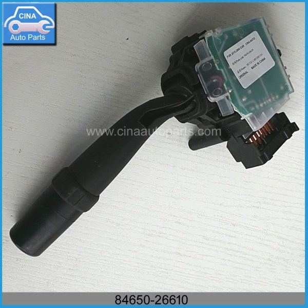 84650 26610 - Joylong bus Combination Switch Assembly OEM 84650-26610
