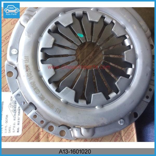 A13 1601020 - A13-1601020 Clutch Cover assy/Clutch Pressure Plate for Chery Fulwin 2 Mvm 315