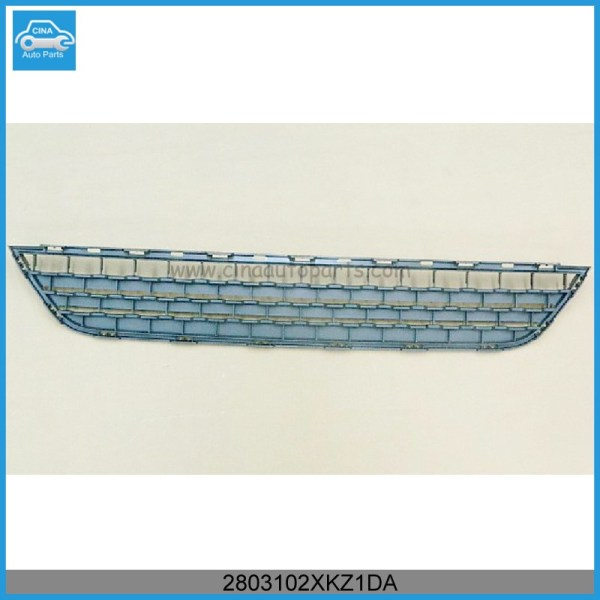 2803102XKZ1DA - great wall haval h6 Front bumper Lower Grille OEM 2803102XKZ1DA