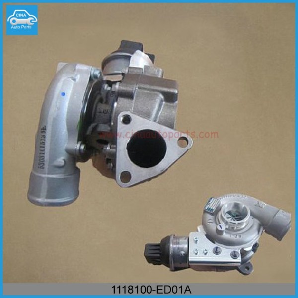 1118100 ED01A - Great wall hover H5 turbo charger OEM 1118100-ED01A