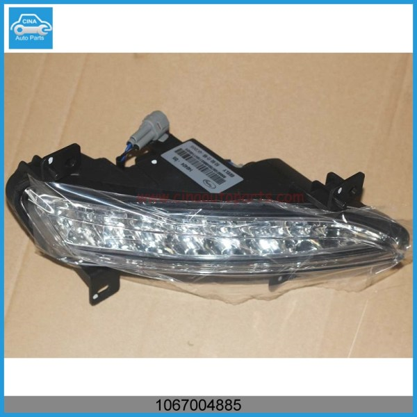 1067004885 - Geely ec7 LEFT DAY LAMP OEM 1067004885