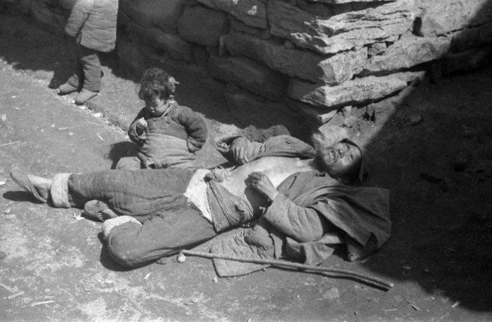 China famine 1942