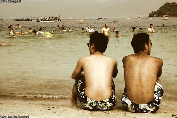Chinese boys