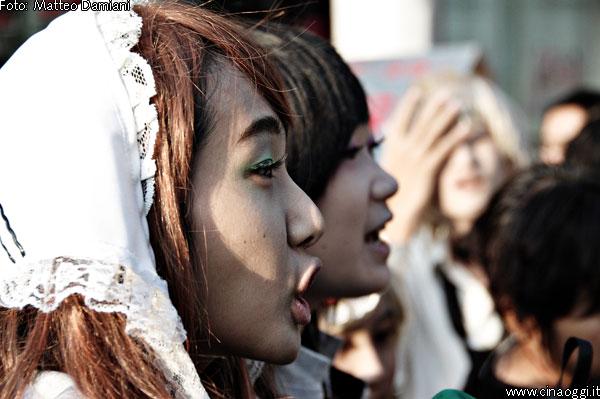 Chinese cute girls