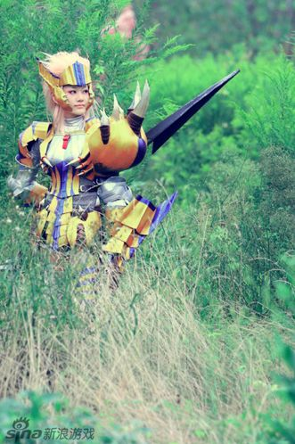 Chinese cosplay