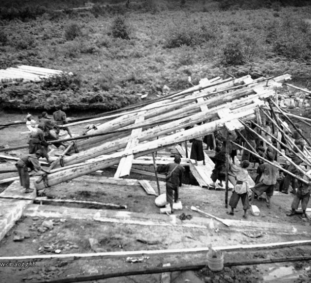 Construction of Hualopa School