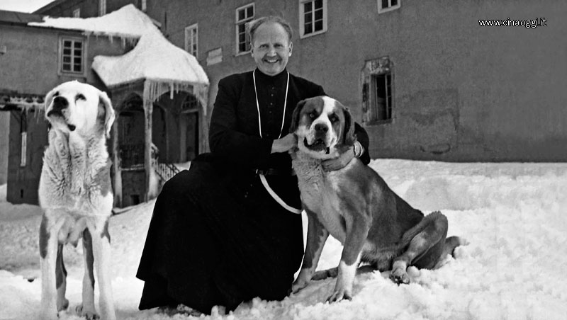 Father Jules Detry