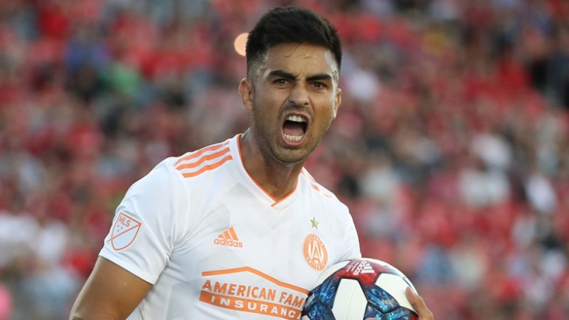Report: FC Cincinnati Eyeing Move for Former Atlanta United Star Pity Martinez