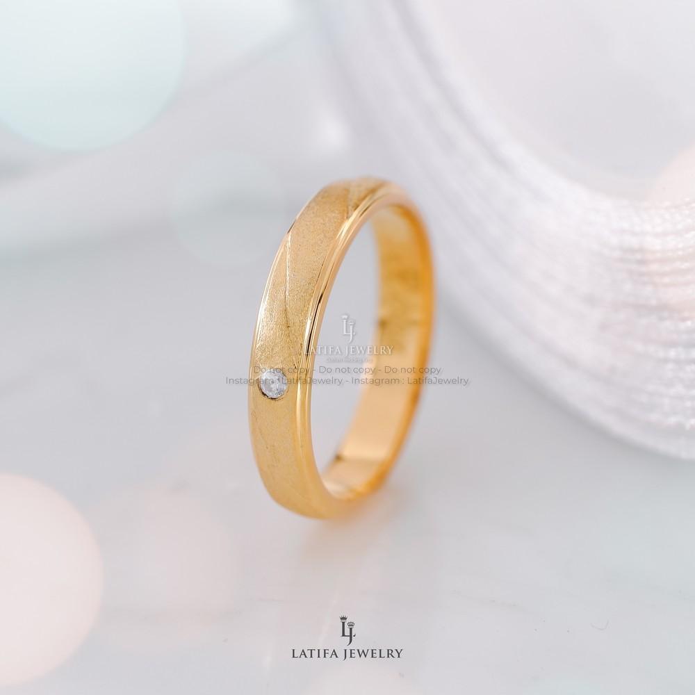 toko cincin nikah Solo Bontang Surabaya Cincin kawin Cincin tunangan Cincin couple custom Cincin emas perak palladium platinum Solo Bontang Surabaya murah (113)