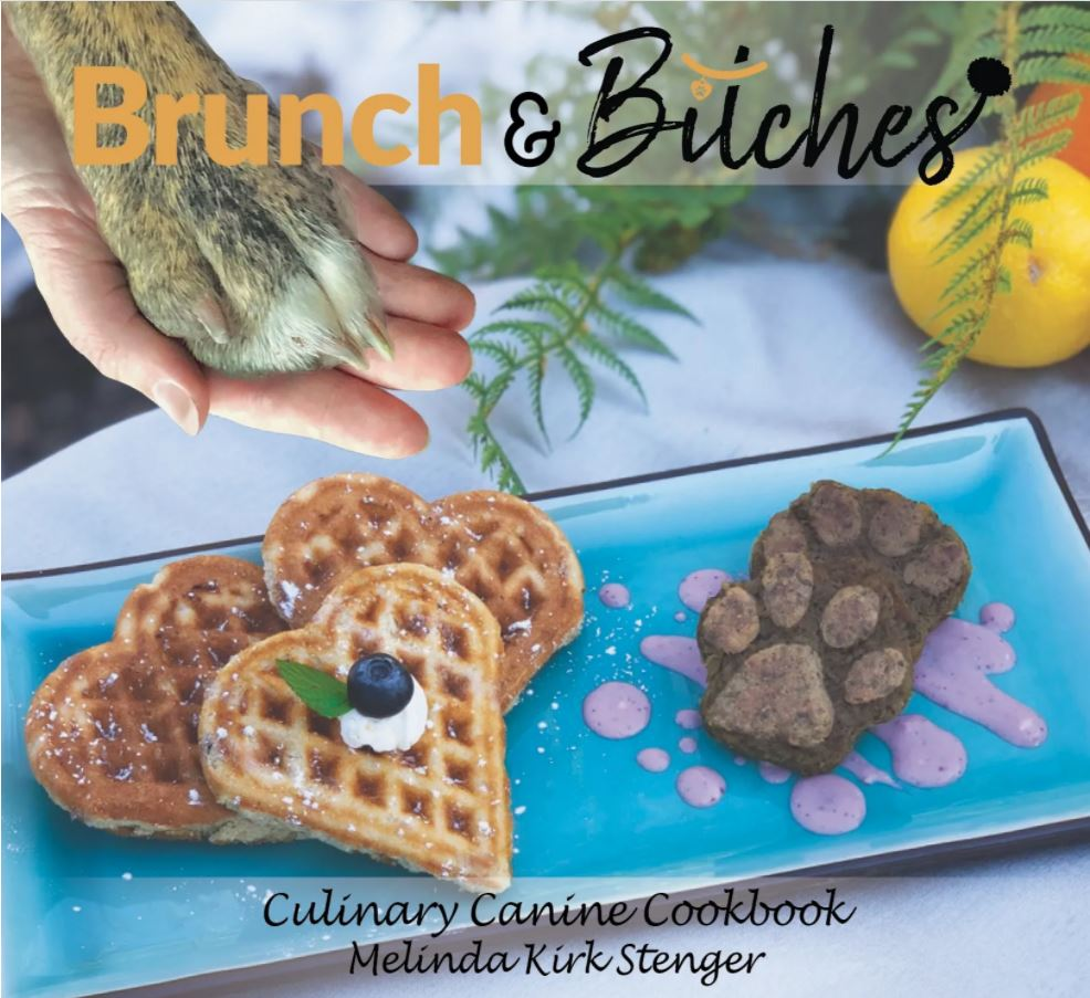 Local Pet Lifestyle Expert Publishes first Culinary Canine Cookbook
