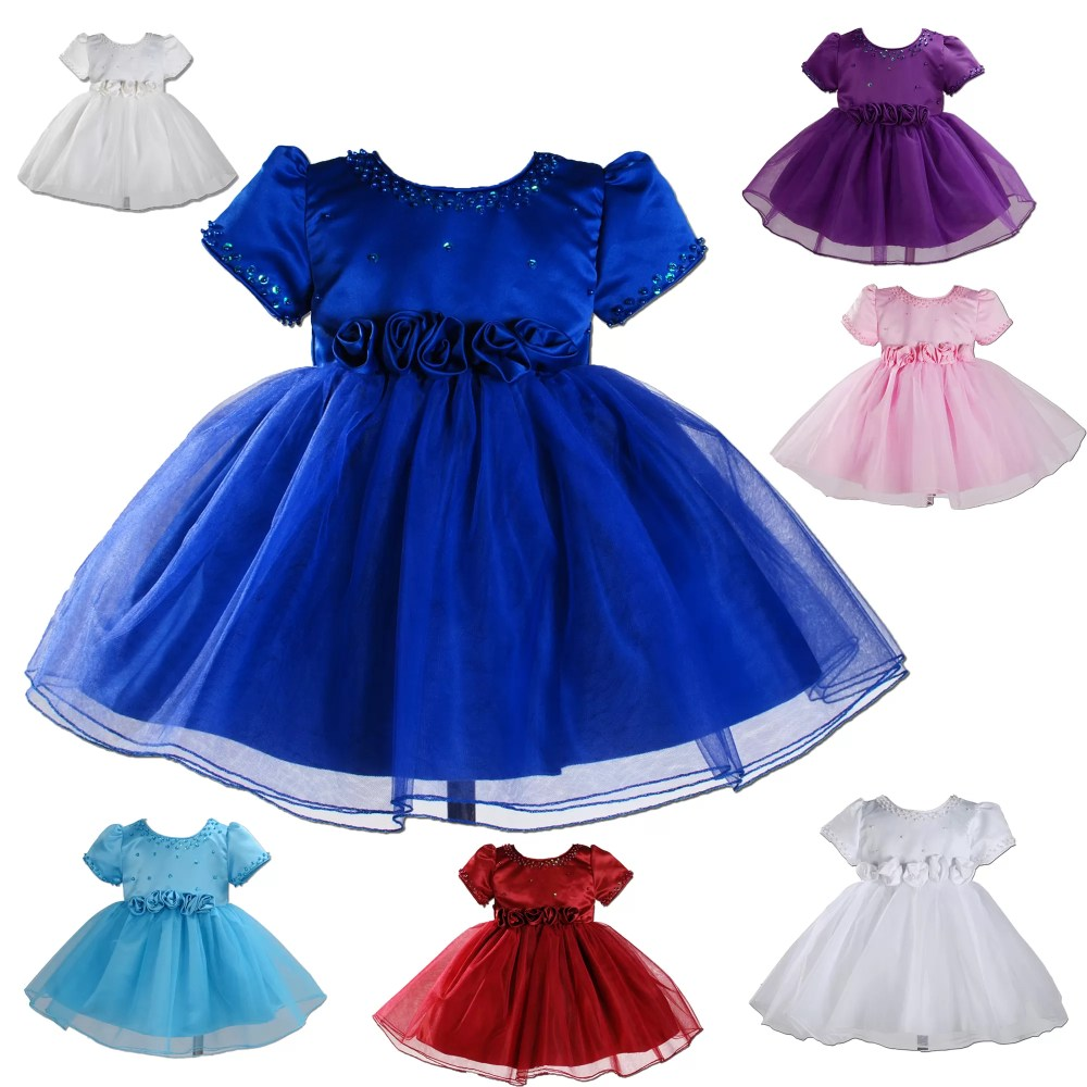 Baby Girls Party Dress  6-9 Months to 2-3 Years 888