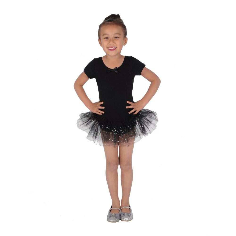 Girls Ballet Dress Dance Tutu Dress 2 3 4 5 6 7 Years 518