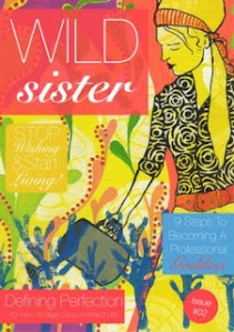 August 2012 Wild Sister