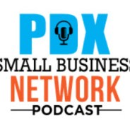 Cinda on the PDX Small Business Network Podcast