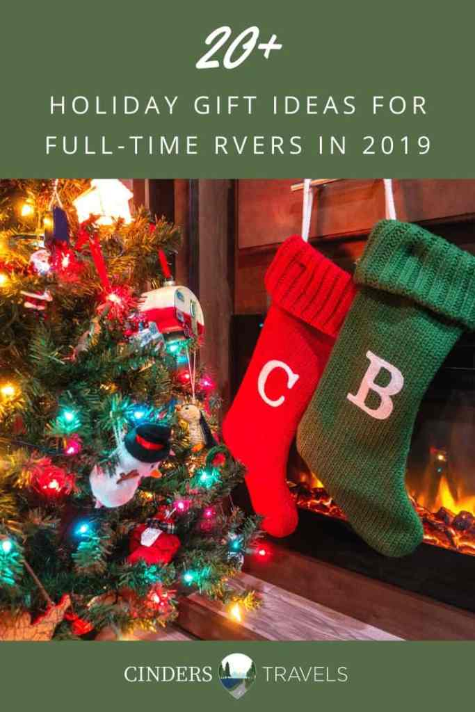 holiday rver gift ideas