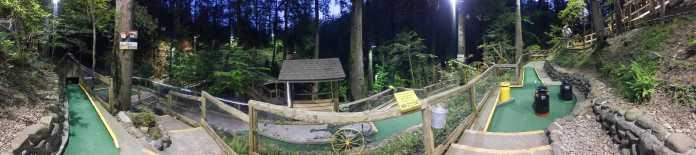 Hillbilly Golf