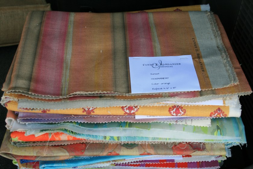 Cindy Barganier Fabric Collection
