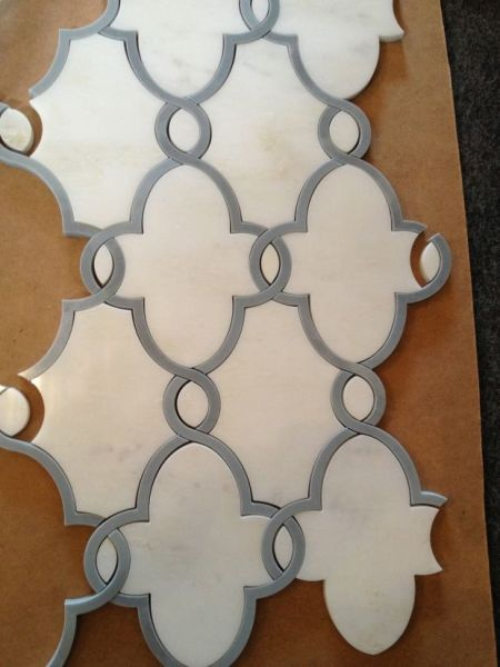Meredith Heron Design Bespoke Tile