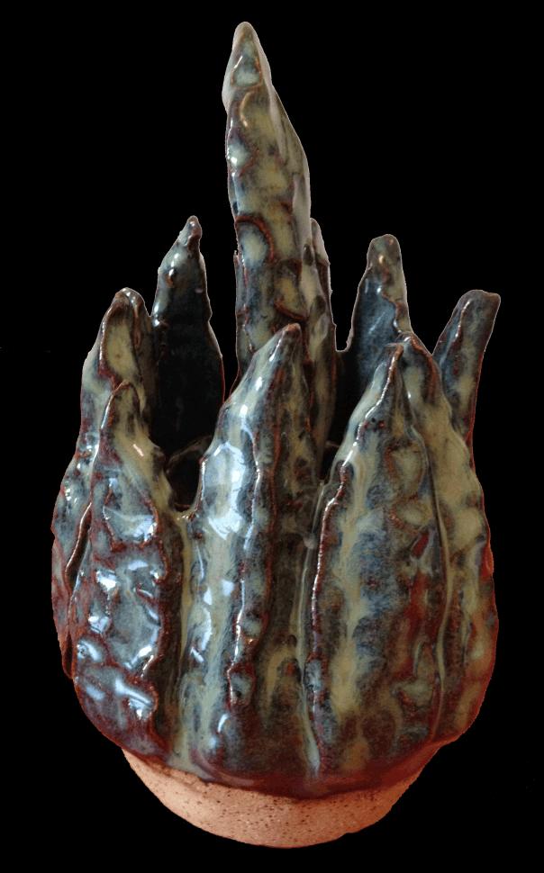 photo of ceramic sculpture