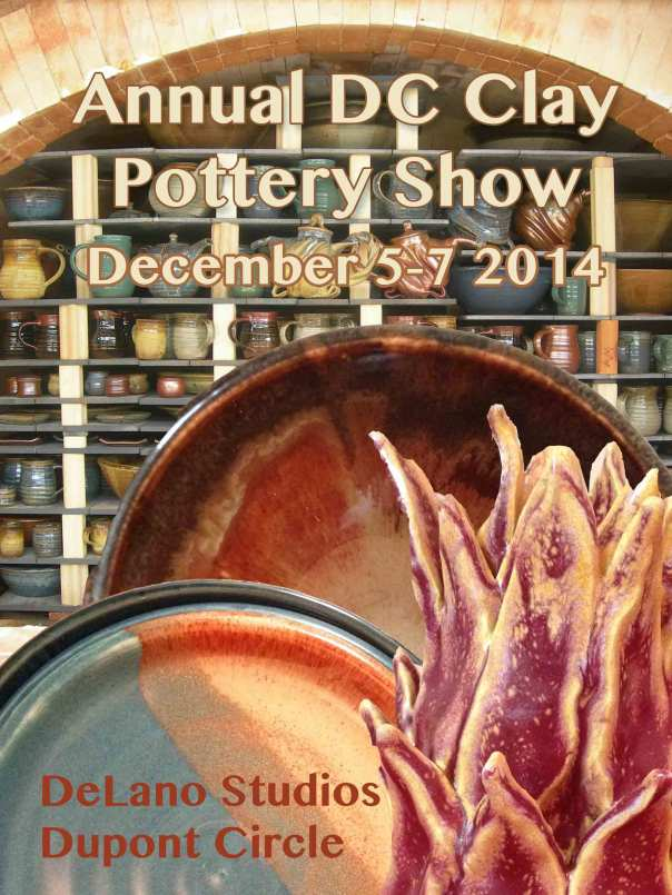 An image of a pottery for a pottery show