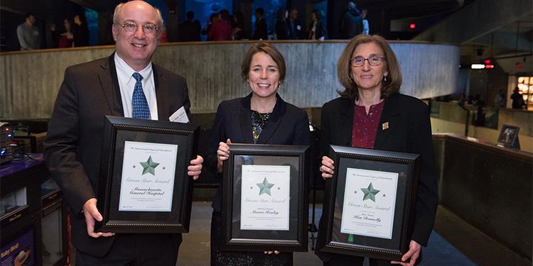 Cindy at ELM awards
