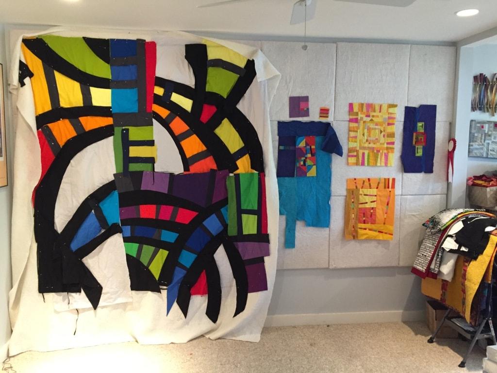 Grisdela Studio Design Wall - Cindy Grisdela
