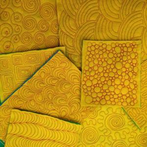 Freemotion Stitch Motifs - Cindy Grisdela