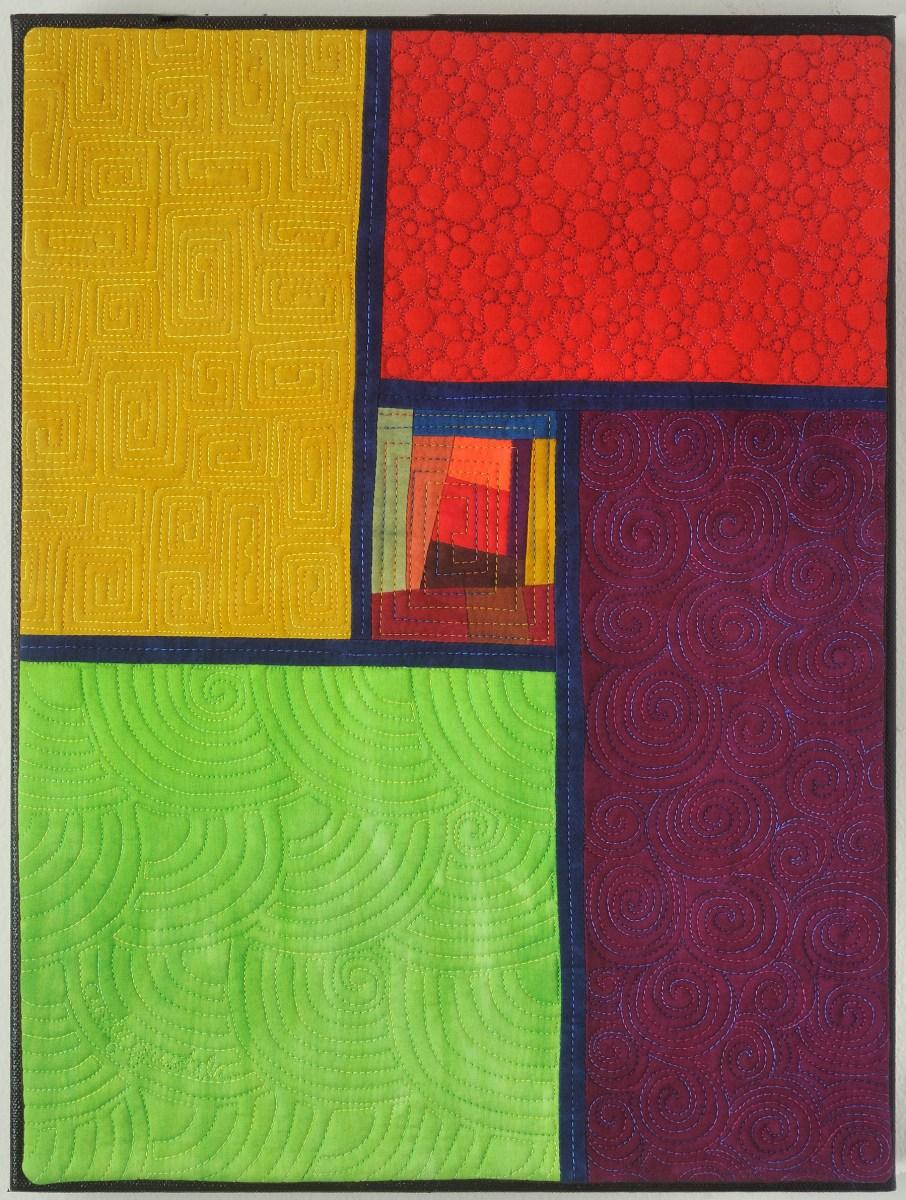 Cimarron Art Quilt - Cindy Grisdela