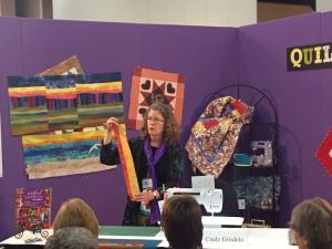 Abstract Landscape Demo Houston - Cindy Grisdela