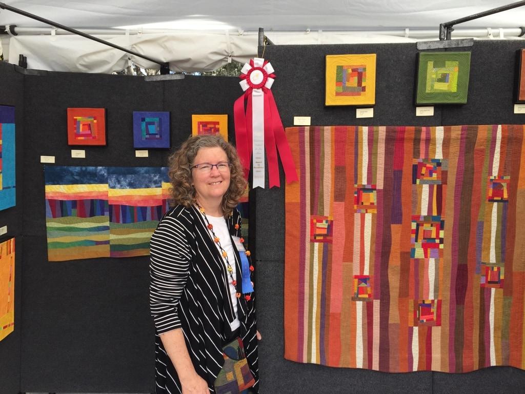 Award of Excellence winner - Cindy Grisdela