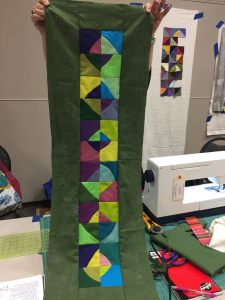 Jean's First Quilt Road to California 2018 - Cindy Grisdela