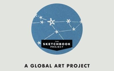 Bunny Daze enters the Sketchbook Project