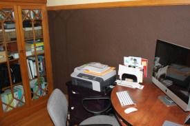 melamine desk