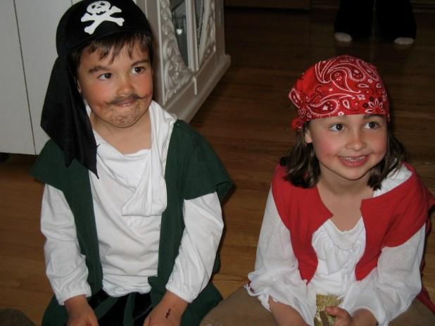 pirate birthday costumes