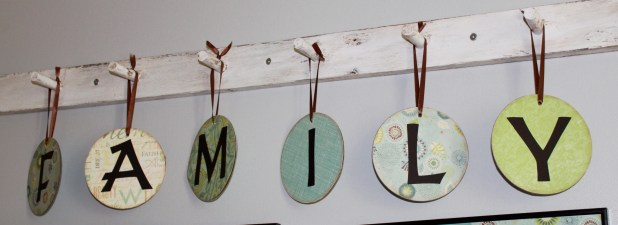 upcycled CD's