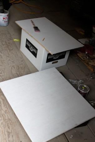 primed boards