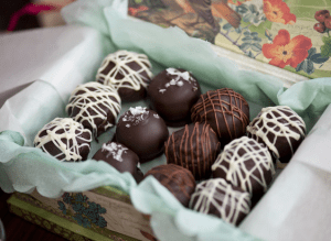 Anne's Cookie Dough Truffles